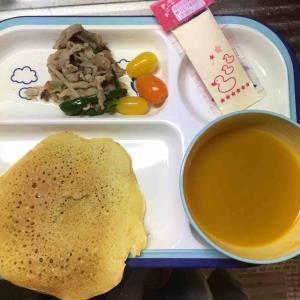 2/24 水曜日の幼児食ご飯