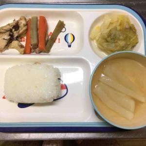 2/26 金曜日の幼児食ご飯
