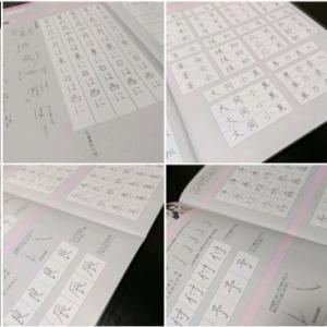 【ペン習字】日ペン29~48日目 やってたんですよ!