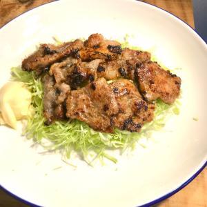 日本一ふつうで美味しい「植野食堂」の豚のしょうが焼き