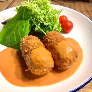 日本一ふつうで美味しい「植野食堂」のカニクリームコロッケ