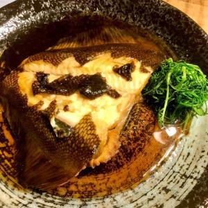 日本一ふつうで美味しい「植野食堂」のかれいの煮付け