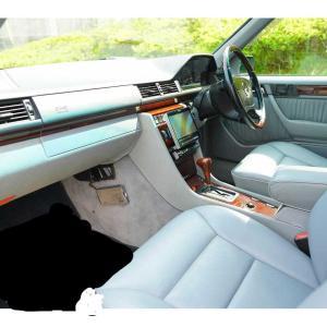 S124 (W124 ワゴン) 地味に困る