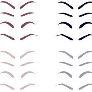 眉毛は口ほどにものを言う【眉の人相学】形や濃さで知る性格と運勢