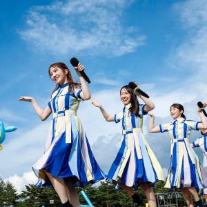 「W-KEYAKI FES.2021」DAY2無事終了!!