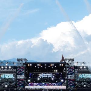 初の合同ライブ「W-KEYAKI FES.2021」DAY3が終了!!