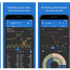 最強の米国株ポートフォリオ管理アプリ <My Stocks Portfolio>