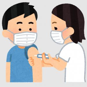 個人的に職域でワクチン接種の予定日決まる