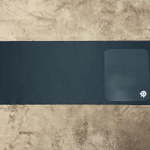 長いマウスパッド SteelSeries QcK Edge XL 63824 を購入したら、手首も心も楽になった話
