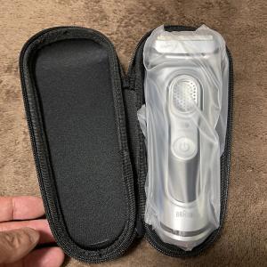 ブラウン シリーズ9 メンズ電気シェーバー 9375cc Amazon限定 を購入して詳しく確認した話 後編