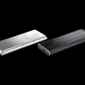 グリーンハウス NVMe M.2 SSDケース アルミ製 ブラック GH-M2NVU3A-BK を確認した話