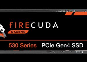 Seagate FireCuda530 4TB(5100TBW)が本気でほしいと思った話