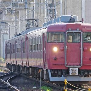 えちごトキめき鉄道がJR西日本の七尾線用413系を購入、観光急行列車として再出発(^_-)-☆