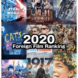 2020年 洋画興行収入ランキング