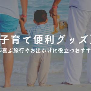 【子育て便利グッズ】子供が喜ぶ旅行やお出かけに役立つおすすめ2選