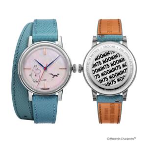 ムーミンの腕時計が75周年を記念して数量限定でundoneから発売!