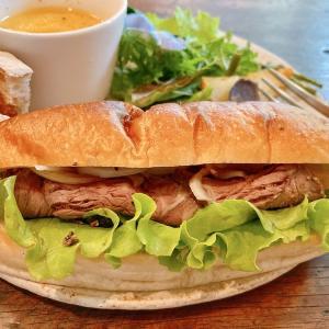 蒔時(まきどき)は何度でも来たくなる絶品サンドイッチ&スイーツカフェ【栃木県鹿沼市】