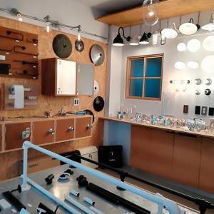 DIY好きが集まるショールーム