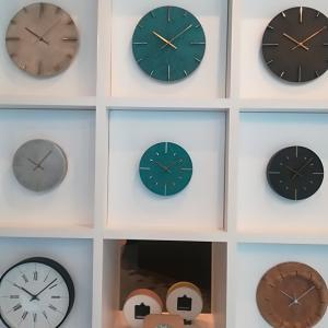 時計のショールームに行ってきた