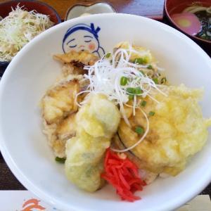 熊本県天草で、ランチで一度は食べてほしいタコ天丼となる謎のどんぶり