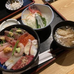 食事に行こう!!海鮮丼編