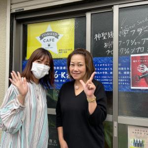 今日はスターシードカフェ地球5号店、練馬Kalokaloさんでオラクルセッションでした...