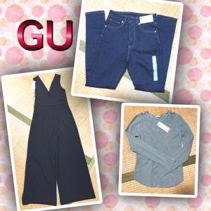 GUで激安可愛い洋服ゲットしたし目標も達成