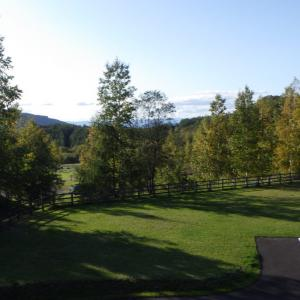 ハイエースの車中泊で巡る 秋の北海道39日間+α! ㉘ 宿からキャンプへ