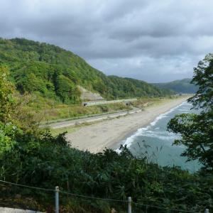 ハイエースの車中泊で巡る 秋の北海道39日間+α! ㉛ 大きい北海道を小さく横断!
