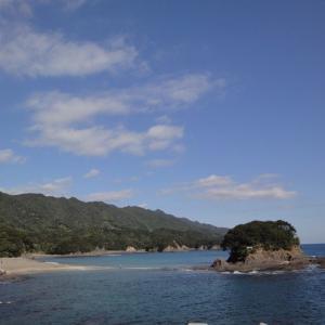 最近、太平洋にはご無沙汰。徳島のエンゼルロードへ!