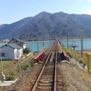電車でGO!城崎温泉!電車からの景色を堪能です! ②