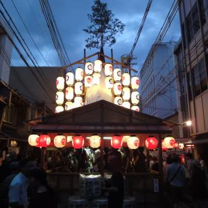 日本の夏!京都の夏!内容は、雑!