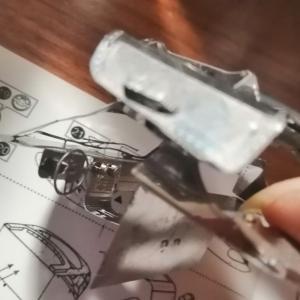 メタリックパズル③