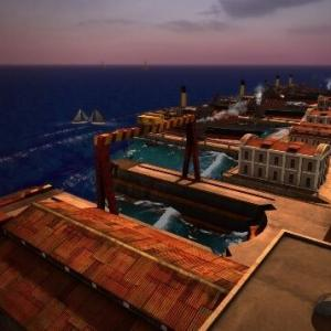 常夏な島を更に温暖化(Tropico5)
