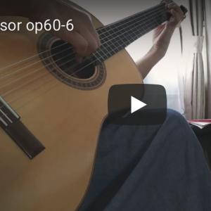 ソル op60-6