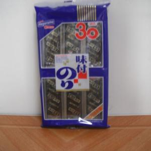 味付け海苔が100円(税抜き)なら安いかも!