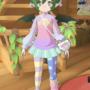【けもフレ3】ドラコとウィッチの星6衣装なのだ!