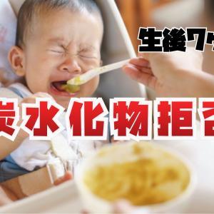 【体験談】7ヶ月の赤ちゃんが離乳食を突然たべなくなった!原因と対処法