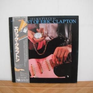 有名ギタリストの一角はやはりエリック・クラプトン