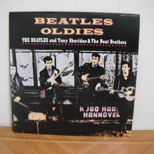 ビートルズの結成前のレコード(リンゴ・スター加入前)