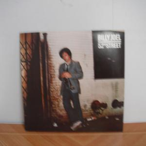 ストレンジャーで一躍有名になったビリー・ジョエル。その次のアルバムがこのニューヨーク52番街