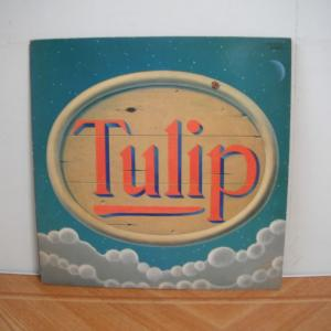 チューリップが10周年記念で発売したベストアルバム'チューリップランド'。