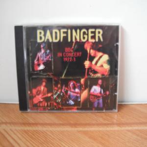 Badfingerのライブアルバム。1972年と1973年のBBCコンサートはマニアしか保有していないかも。