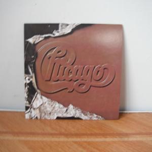 Chicagoの8作目はChicagoⅩ。もう一つずれた!「