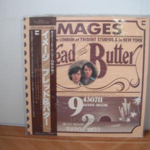 ブレッド&バターのデビューアルバムは1973年発売のイメージ。