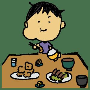 食事は大事!マラソンでカーボローディングを意識しています
