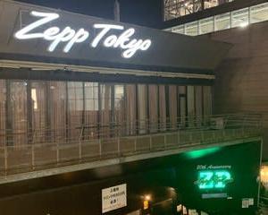 LLR9@ZeppTokyo 2019/12/13