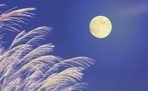 【社会】中秋の名月