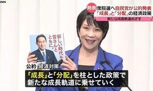 【社会】自民党選挙公約