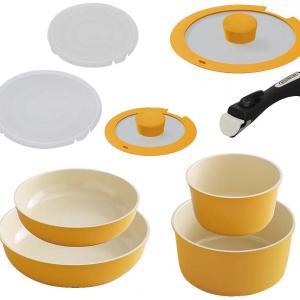 持ち物リスト⑭鍋とフライパン ~完全自炊派ミニマリスト志望のキッチン用品~